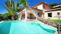Vente Villa de prestige à Sainte-Maxime (83120) - Proche plages - 205 m² - Piscine - Hammam