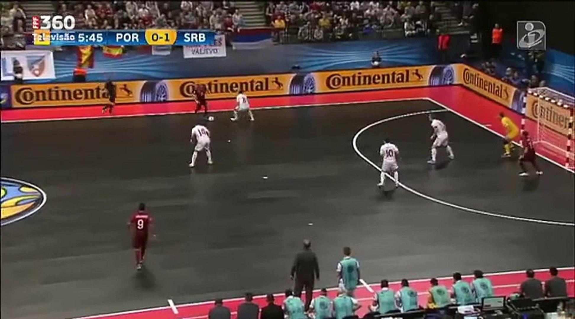 But exceptionnel en Futsal par Ricardinho