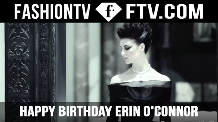 Happy Birthday Erin O'Connor | FTV.com