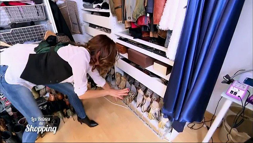 Une candidate insupportable - Les Reines du Shopping - 05/02/2016 - M6