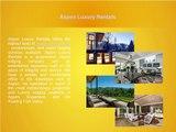 Get Aspen Vacation Rentals with Special Deals and OffersAspen Luxury Rentals