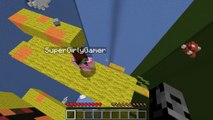 Minecraft: FALLING ONTO GIANT MOBS! - TALLCRAFT DROPPER - Custom Map on