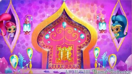 Shimmer and Shine Full Episodes Nick Jr New - Шимер и Шайн   Новые игры для девочек   New game