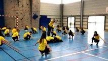 FLASHMOB EURO 2016 Collège Louis Pasteur (Saint-Mars-La-Jaille)