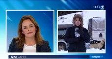 FRANCE 3 ALPES - 12H/13H Alpes - Etape Samoëns annulée - 11/01/2016