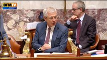 """""""Vous continuez mme Duflot ou je vous retire la parole"""": échange tendu avec Bartolone à l'Assemblée"""