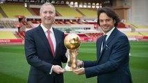 L'AS Monaco lauréat du Globe Soccer Awards