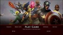 Marvel Juguetes Spiderman, Los Cuatro Fantásticos, Capitán América, X Men, Iron Man español 2015