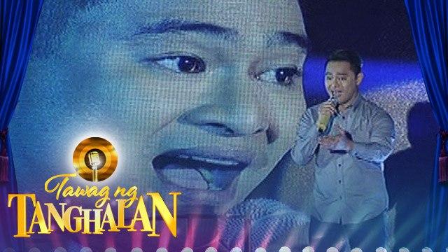 Tawag ng Tanghalan: William Bautista is the newest Tawag ng Tanghalan champion!