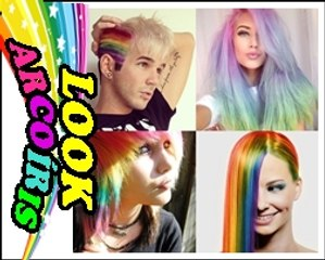CABELLO DE COLORES ARCOÍRIS | Todo sobre el RAINBOW HAIR!!