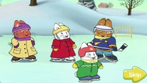 Max & Ruby - Figure Skating With Ruby - Max & Ruby Games