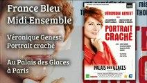 Véronique Genest invitée de Daniela Lumbroso - France Bleu Midi Ensemble