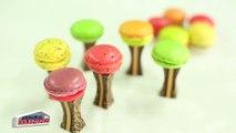 L'atelier des gourmands : Macarons Gourmands