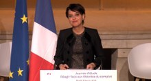 "[ARCHIVE] "" Réagir face aux théories du complot "" : intervention de Najat Vallaud-Belkacem"