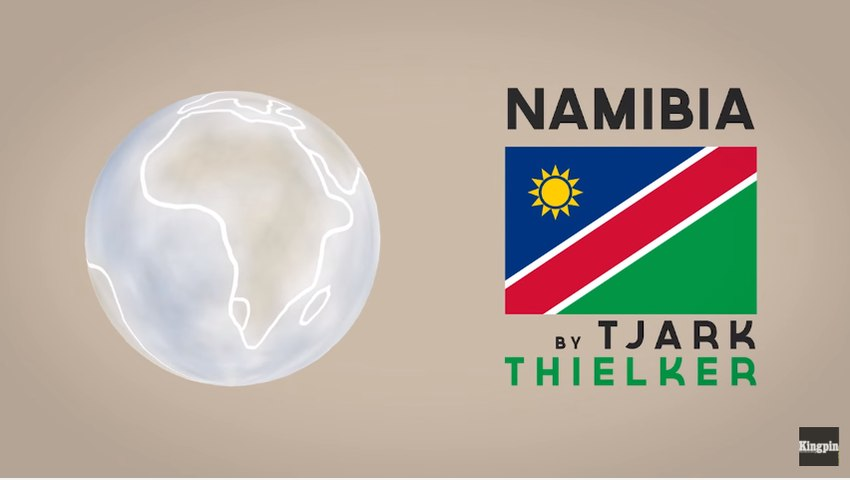Postcards Ep 4 : Namibia By Tjark Thielker