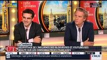 La tendance shopping: Comment les Youtubeuses et les Blogueuses beauté parviennent-elles à séduire les Françaises ? - 09/02