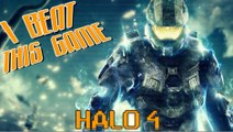 I Beat This Game - Halo 4 par Achebé