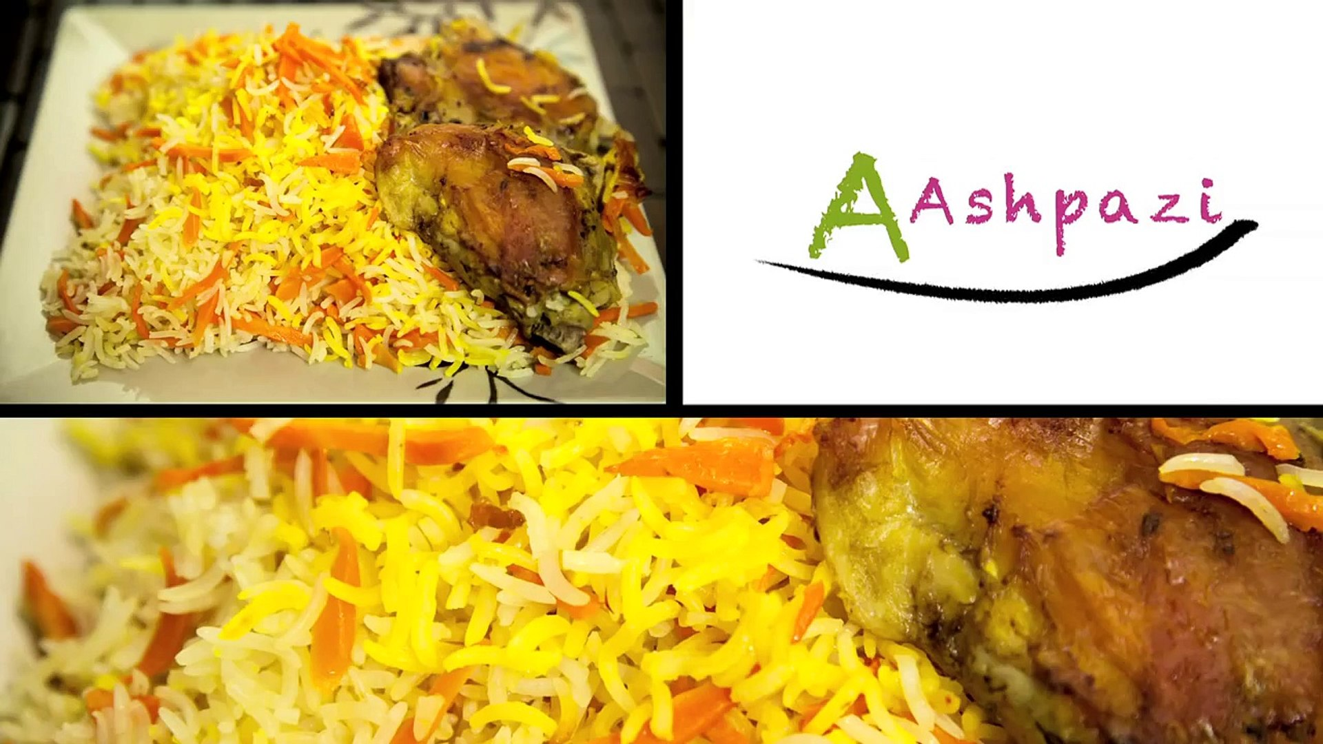 Carrot rice recipe (havij polo recipe) Persian rice with Chicken