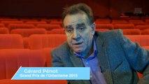 Entretien avec Gérard Pénot, Grand Prix de l'urbanisme 2015