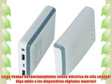 EPCTEK®Banco de la energía 20000 mAh de alto rendimiento y un cargador de alta capacidad para