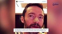 Hugh Jackman es tratado por cáncer de piel por quinta vez