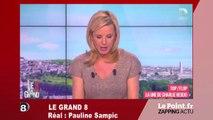 "Hanouna ""pire"" que le virus Zika pour Charlie Hebdo - Zapping du 9 février"