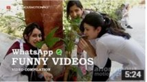 Indian Funny Videos Compilation 2016    Whatsapp Funny Comedy