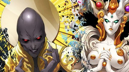 Sukuna-Hikona de Shin Megami Tensei IV : Apocalypse