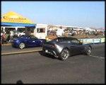 Lotus Elise S1 Vs. Lotus Elise Drag Race