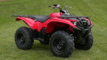 Yamaha's 2016 new Grizzly 700 EPS 4x4 and all-new Kodiak 700 low cost 4x4