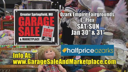 Greater Springfield Garage Sale - 2016