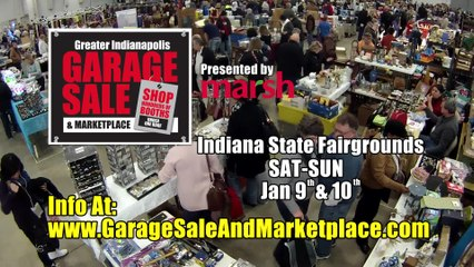 Greater Indianapolis Garage Sale 2016
