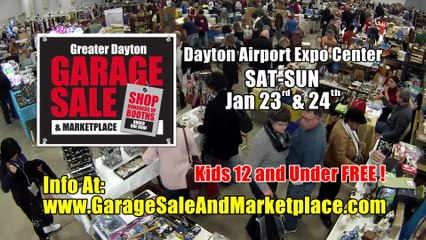Greater Dayton Garage Sale 2016
