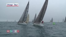 2015 Helly Hansen NOOD Regatta in Chicago—Day 1