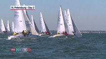 Helly Hansen NOOD Regatta in St. Petersburg: Saturday highlights