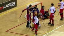 [HIGHLIGHTS] HOQUEI PATINS (Lliga Europea): FC Barcelona Lassa-Iserlohn (7-2)