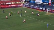 Gran tapada de Vargas. Argentinos 0 Tigre 0. Fecha 1. Torneo Transición 2016