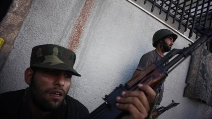 The Cost of Freedom: Ron Haviv in Libya