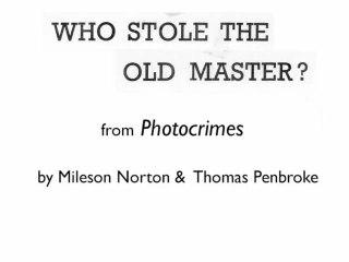 Photo Crimes