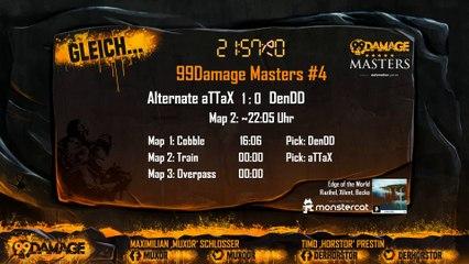 99DAMAGE Masters mit Muxor & Horstor - German Stream (264)