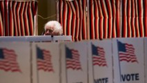 Voting begins in New Hampshire with residents relieved circus is coming to an end
