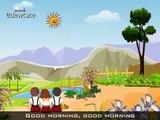 Edewcate english rhymes - Good morning nursery rhyme