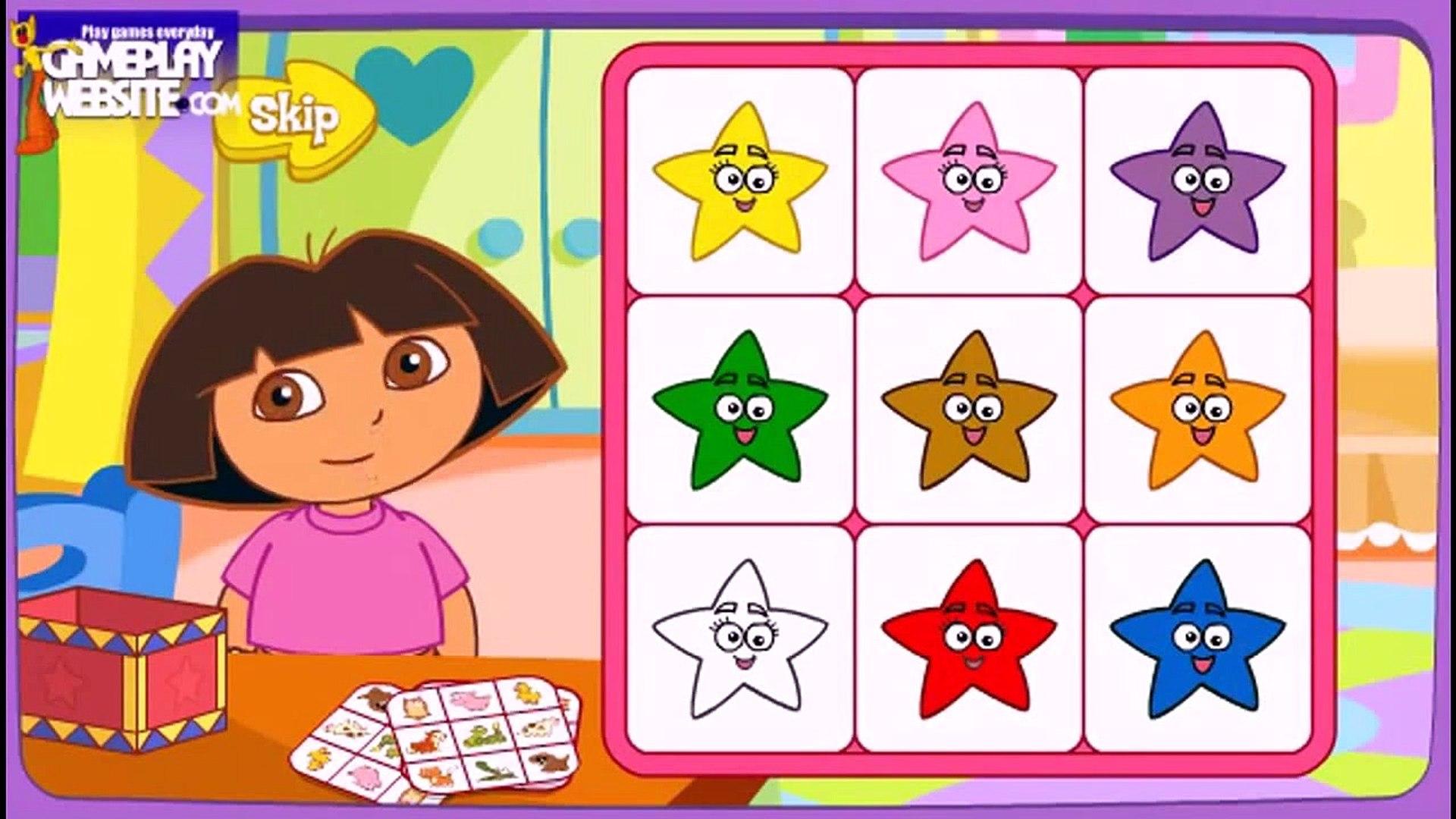Dora lExploratrice episodes dessins animés jeux de DORA et DIEGO # Watch Play Games #