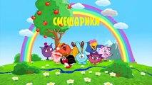 Мультфильм Смешарики - Смешарики 2D - Невоспитанный клон (3 сезон)