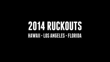 Ruck Out Recap 2014