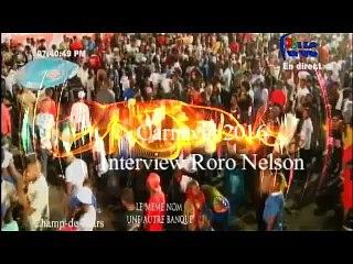Roro Nelson Interview RTVC 8 Février 2016