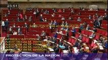Amendement introduisant le droit de vote des étrangers en situation régulière aux élections locales