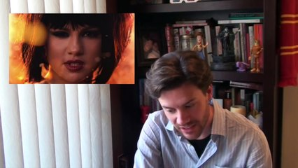 My Reaction to Taylor Swift's 'Bad Blood' - SUPER AMAZING PROJECT