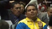 El emotivo discurso de la diputada opositora más joven de la historia de Venezuela