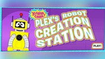 Yo Gabba Gabba - Plexs Robot Creation Station - Yo Gabba Gabba Games